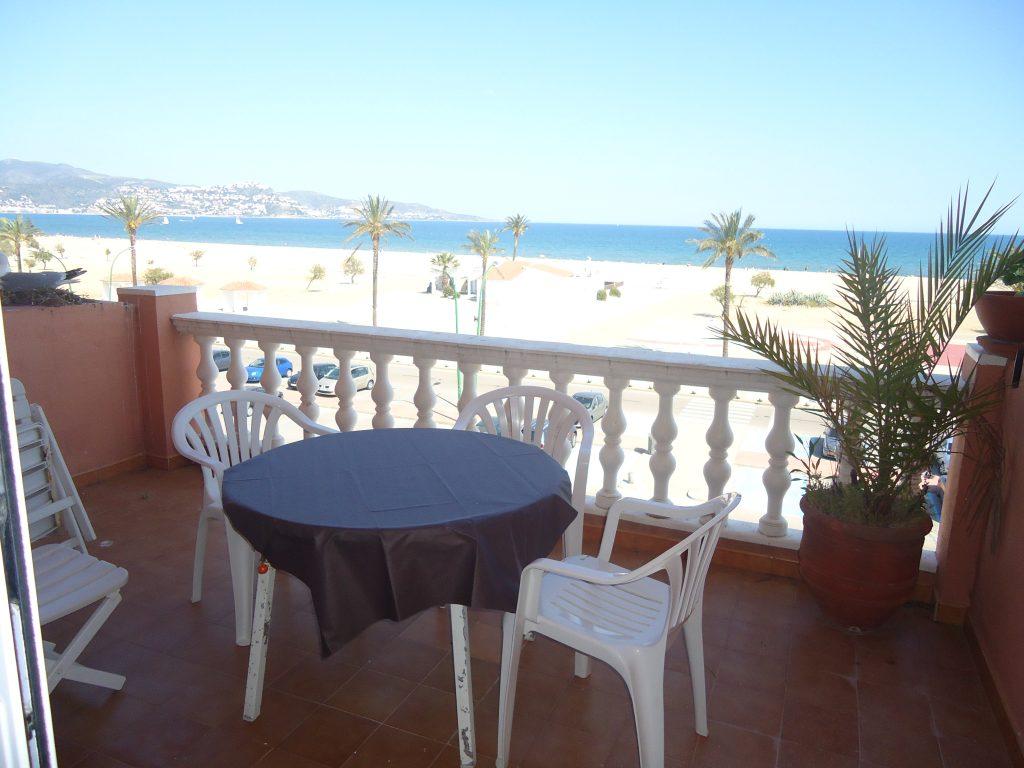 Apartamento con piscina y vistas al mar, HUGT: 014917