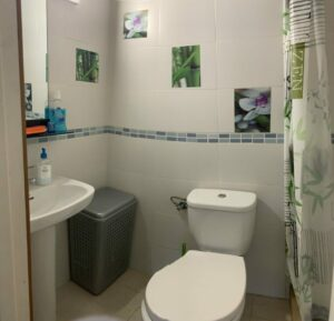 baño planta piso